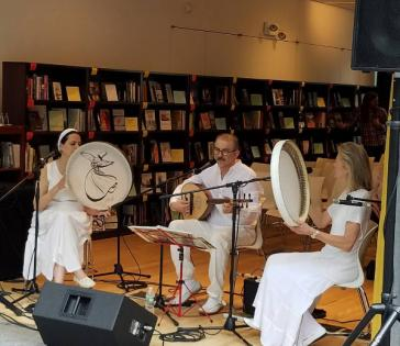 Sufi Songs: Crosscurrents in Persian and Turkish Classical Music
