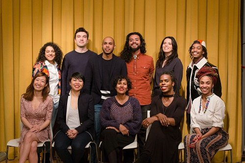 2018 emerging poets fellowship reading moncho alvarado sébastien