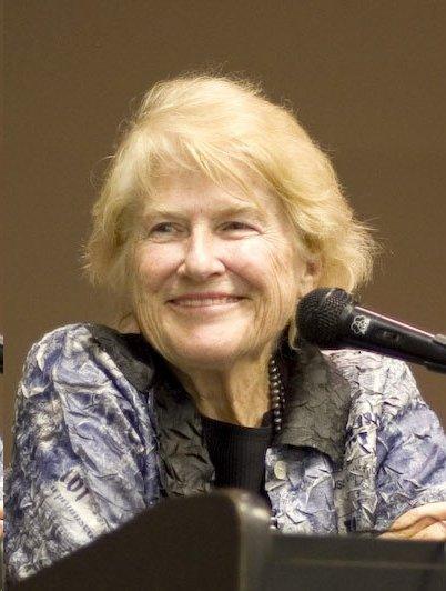 Mary Ann Caws