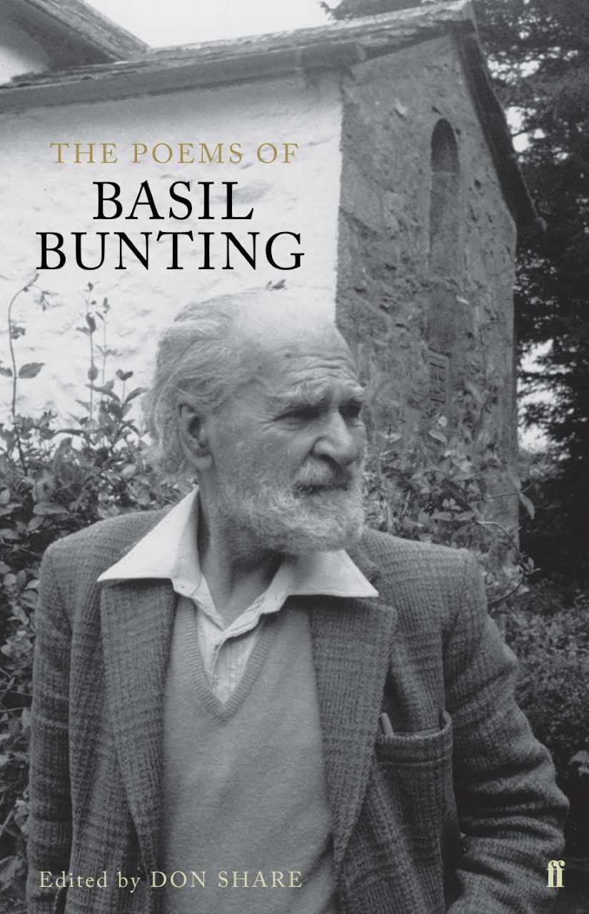 Basil Bunting book cover