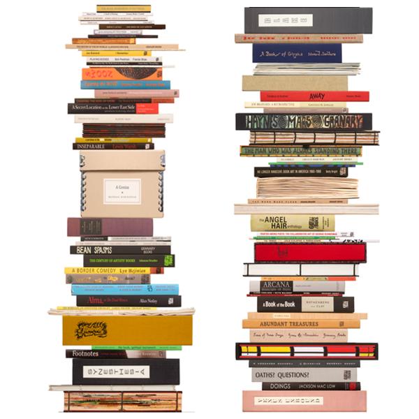 Granary Books Trades and Artist Books