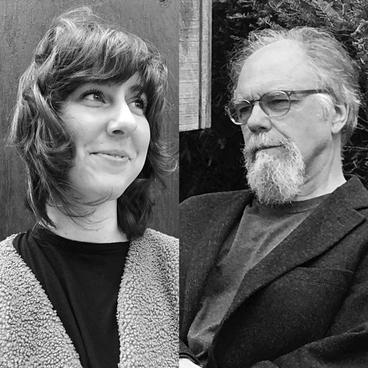 Mary Catherine Kinniburgh and Steve Clay