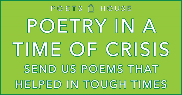 Poetry in a Time of Crisis