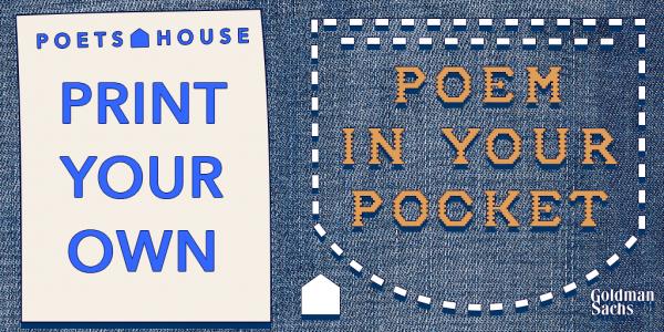 Print a poem for your pocket!