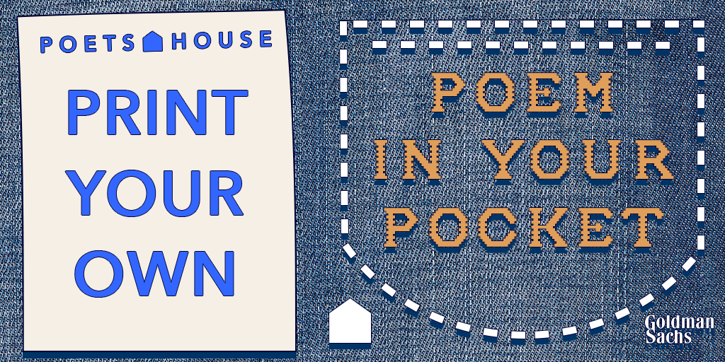 Print a poem for your pocket!