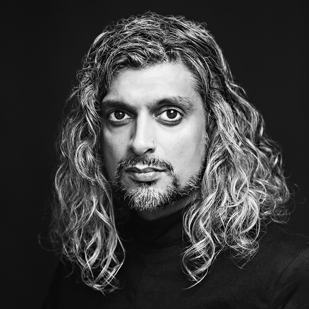 Kazim Ali, photo by Tanya Rosen-Jones