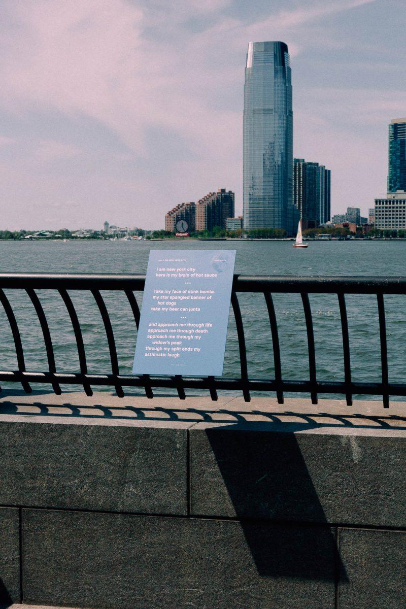 "Jayne Cortez from ""I am New York City"" Photos by Daniel Terna"
