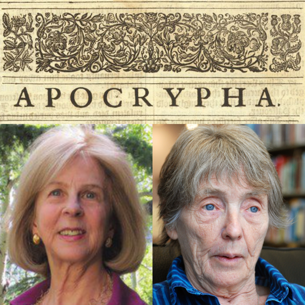 Poetry + Spirituality: On Apocrapha with Elaine Pagels & Fanny Howe