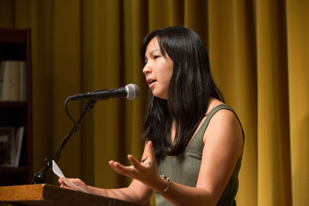 Cathy Linh Che, Poetry Reading, Poets, Poetry NYC