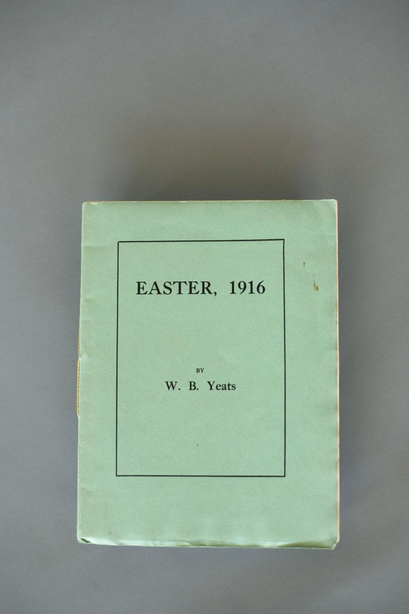 Easter 1916 by W.B. Yeats