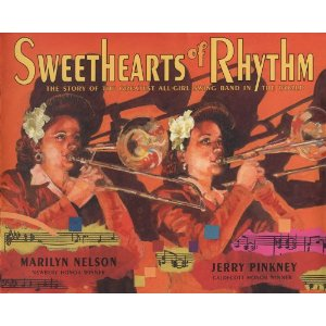 Sweethearts of Rhythm book cover