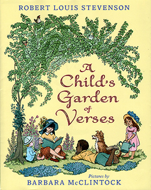 A Child\'s Garden of Verses book cover
