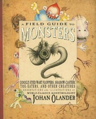 A Field Guide to Monsters book cover