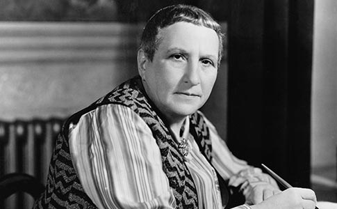 Gertrude Stein, Poetry reading, Poetry NYC