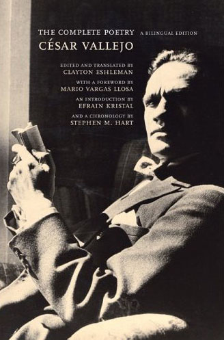 César Vallejo: The Complete Poetry book cover