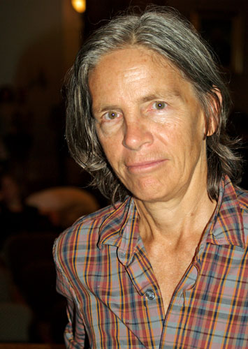 Master Class with Eileen Myles