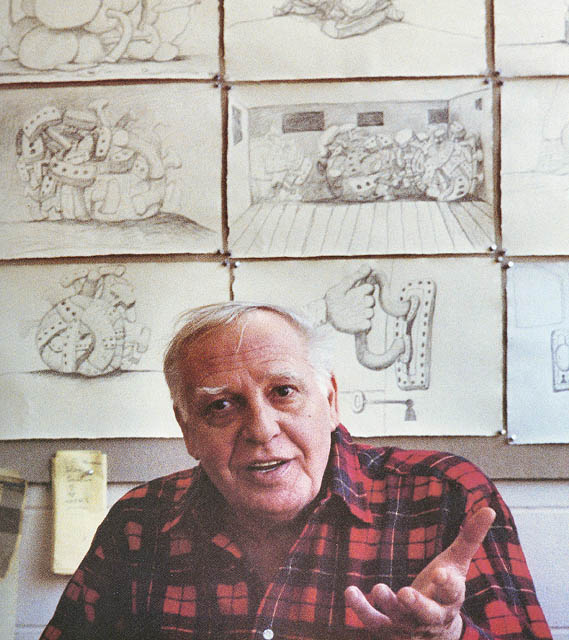 Philip Guston, Poetry NYC