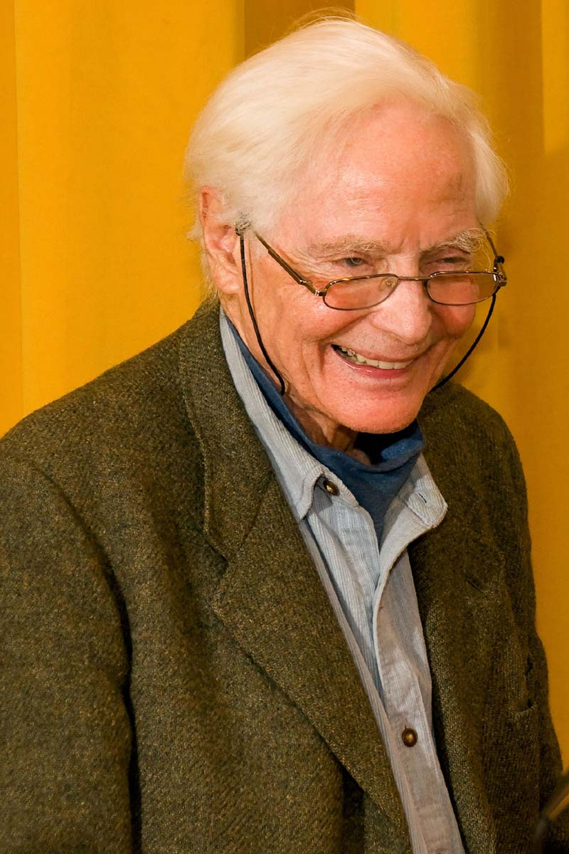 W. S. Merwin, Poetry Events, Poetry NYC