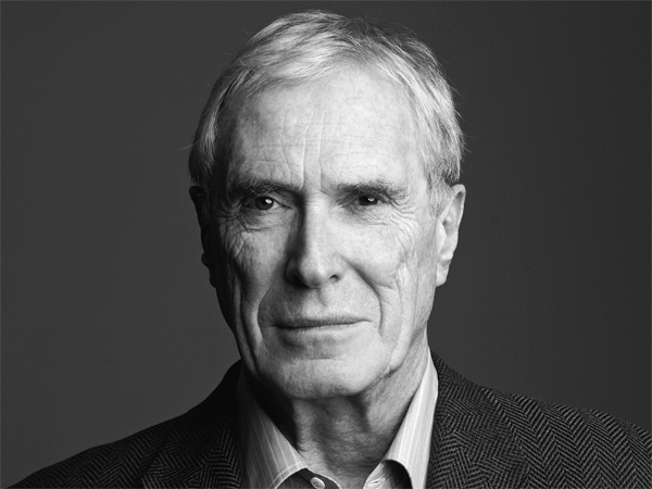 Mark Strand by Timothy Greenfield-Sanders