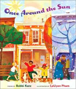 Once Around the Sun book cover