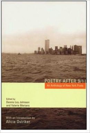 Poetry After 9-11: An Anthology of New York Poets book cover
