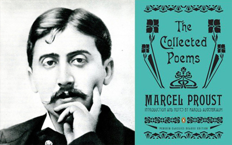 Marcel Proust, Poems, Poetry, French, Poetry NYC
