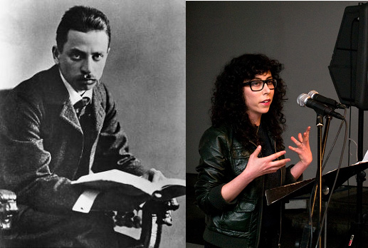 Rainer Maria Rilke, Ariana Reines, Poetry, Poetry Workshops, Writing, Poetry NYC