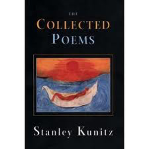 Collected Poems of Stanley Kunitz cover, Poetry reading, Poetry NYC