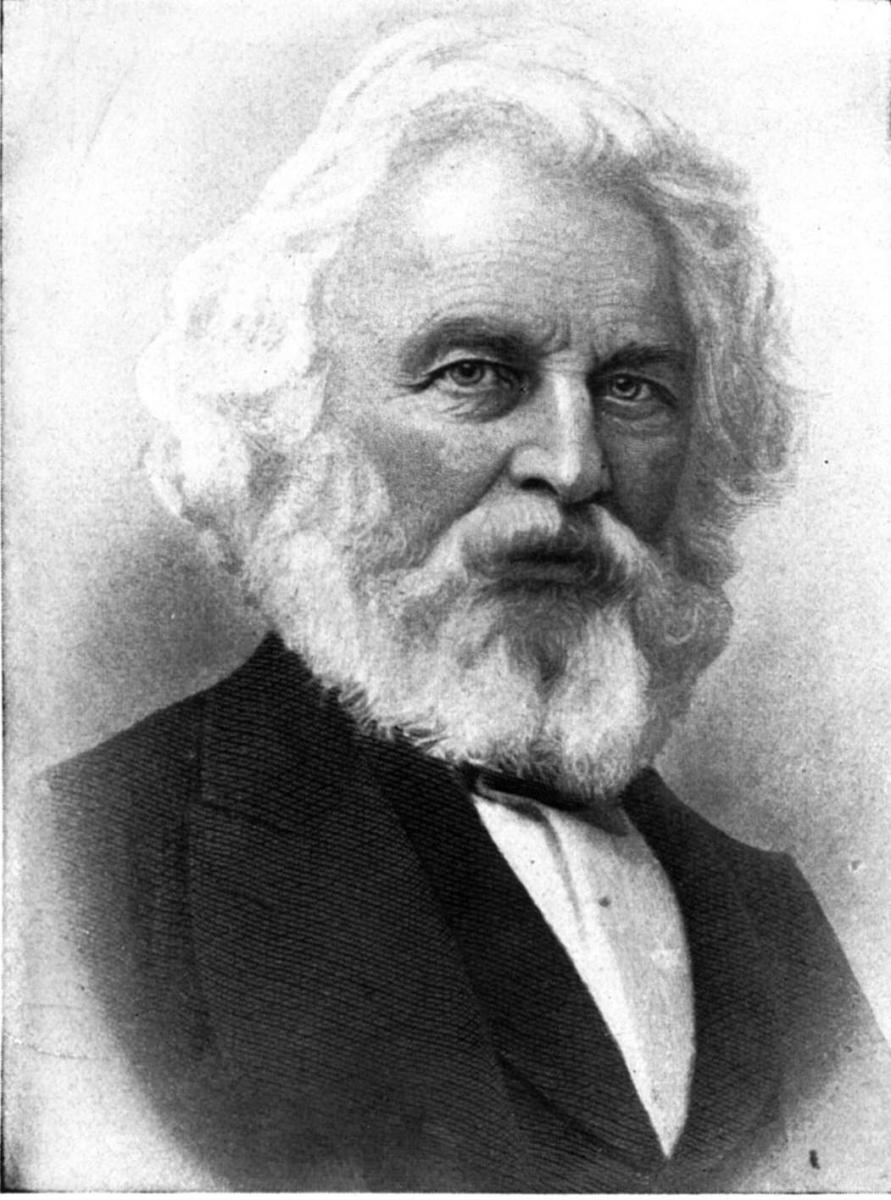 Henry Wadsworth Longfellow, Poetry Talks, Poetry NYC